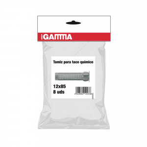 Bolsa Gamma tamiz para anclaje quimico 12x80 (24un)