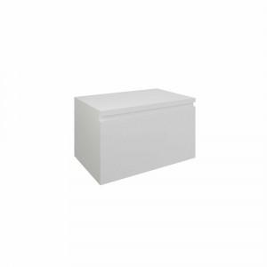 Book Line II 60 cm blanco brillo