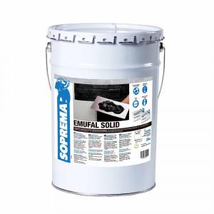 Bote emufal solid emulsion asfaltica 25kg (0.6kg/M2)