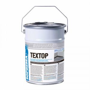 Bote textop resina impermeabilizante 5kg