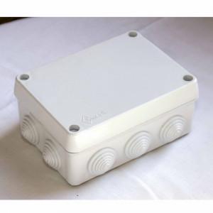 Ud. caja estanca con conos c/tornillos 153x110x65