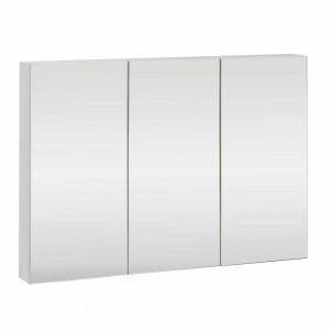 Camerino espejo de 3 puertas blanco ORDEN