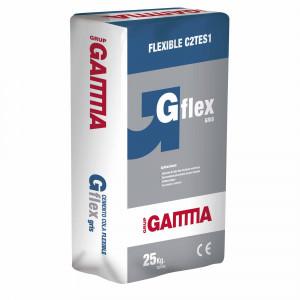 Saco Gamma cemento cola gflex c2tes1 gris