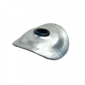 Pz. industrial Recense chapa mini-onda galv.(bolsa100