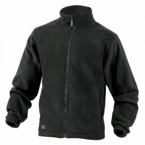 Pz.Deltaplus chaqueta polar vernon negro m