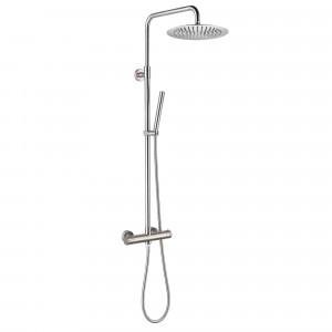 Conjunto ACERO de ducha termostático