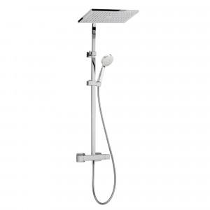 Equipo EMO PLUS de ducha cromo termostático