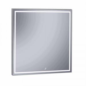 Espejo BRILLE PLUS luz led y touch antivaho 80x80 cm