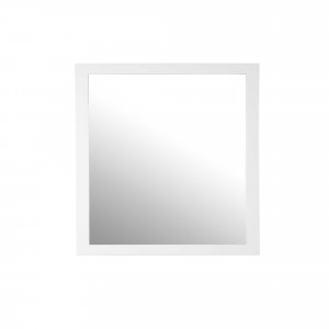 Espejo HAFA blanco 80x90 cm