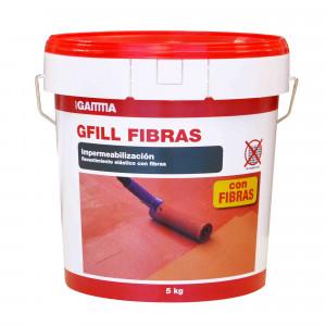 Cubo Gamma gfill fibra gris 5kg