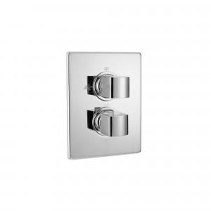 Grifo de ducha termostático SENNA 2 vías