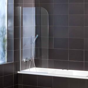 Mampara SION de bañera transparente 1 hoja