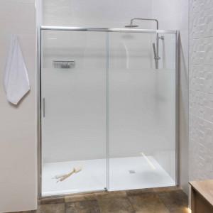 Mampara PALIO de ducha frontal 97-100 cm