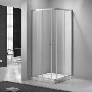 Mampara SENSAI III de ducha transparente 90x90 cm