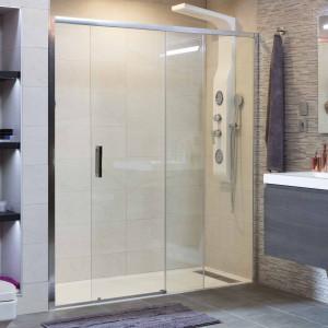 Mampara PALIO de ducha  transparente 107-110 cm
