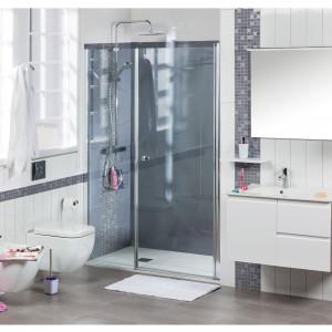 Mampara VISTA de ducha puerta 82-83,5 cm