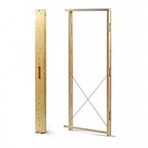 Precerc.madera desmont. en kit 211x90 3.5cm