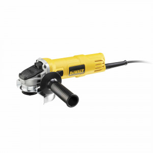 Pz. Dewalt mini amoladora 115mm DWE4056-QS 800W 11.800 rpm + bloqueo y re-arranque