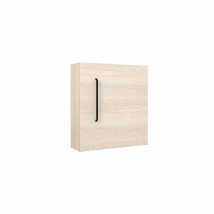 Casco modulo colgar Lucid Tattom 1 puerta 40 cm roble gladstone blanco