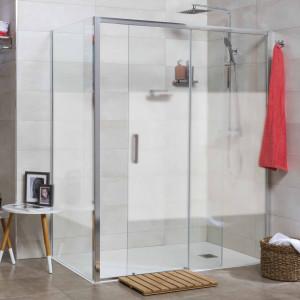 Mampara PALIO de ducha frontal 78-79,5 cm