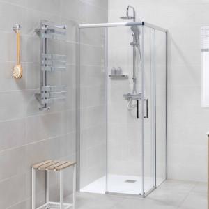 Mampara PALIO de ducha rectangular 90 cm