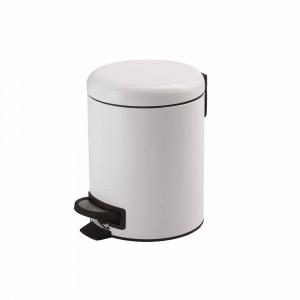 Pz.Gedy papelera redonda 3l - g-potty blanco