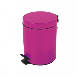 Papelera SYDNEY 3l rosa
