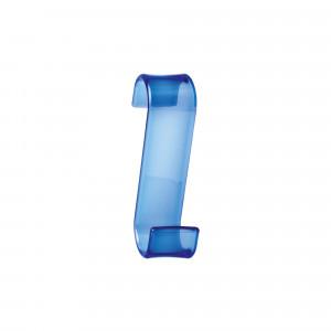 Percha para radiador MERLINO azul