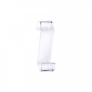 Percha para radiador MERLINO transparente
