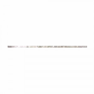 Pz.Keraben listelo s330 1.5x90 perfil acero bronce