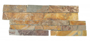 M2 piedra nat.india -z- 20x50 natural multicolor NEW