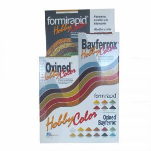 Caja pigmento bayferrox c.naranja 960 400gr