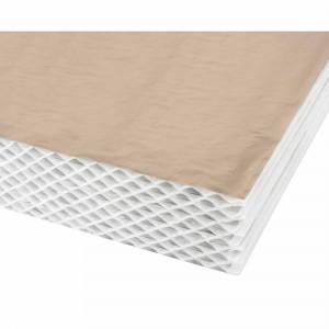 Paquete 4 Ud. Panel aislante Actis HYBRIS 50 1,20x0,41  (1,96 m2)