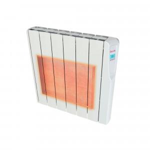 Emisor térmico cerámico VOLCANO de Facula programable de 1000W