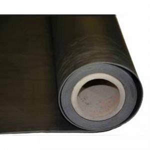 Rollo lamina PVC negra 0,8mm 1,5x20m (30m2)
