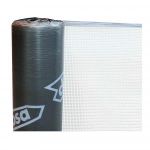 Rollo tela asfaltica Danosa asfaldan al-80 t30p elast 1x12