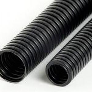 Rollo tubo corrugado Tupersa 25m negro 32mm diam.