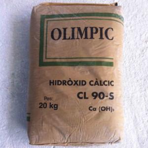 Saco cal construccion hidroxido cal cl-90