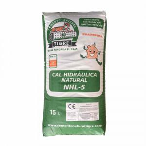 Saco Arids Catalunya cal hidraul.natural nhl 5 15kg