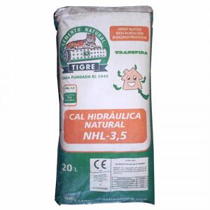 Saco Arids Catalunya cal hidraulica nhl 3.5 15kg