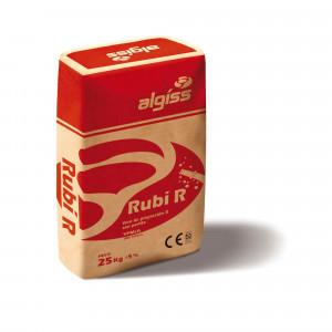 Saco yeso Algiss proyeccion rubi r (25kg)