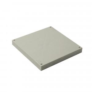 Pz. Adequa tapa arqueta 40x40 gris