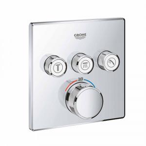 Grohe 29126000 termostato smartcontrol 3. cuadrado