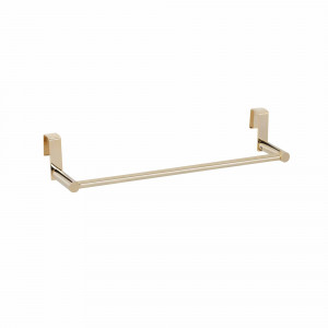 Toallero lateral mueble STICK ROUND GOLD