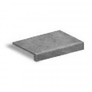 Vierteaguas porcelánico Terradecor BASIC gris exterior 15x30/4 cm
