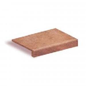 Vierteaguas porcelánico Terradecor BASIC magma exterior 15x30/4 cm