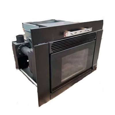Estufa insertable de pellets Eider INSERT 12 kW programable y modulable