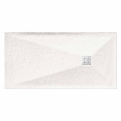 Plato de ducha Baho MARMA blanco 70x160 cm