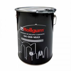 Acces. impermeab. epdm adhesivo solap/sop.sa008max 5l