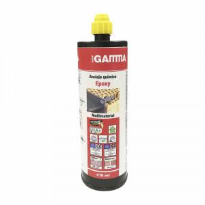 Cartucho Gamma anclaje quimico Eysf 410 ml Epoxi